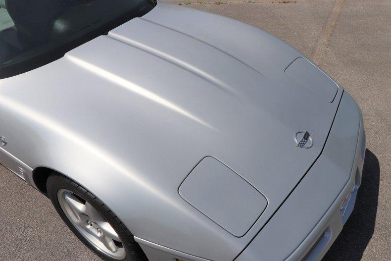 1996 chevrolet corvette collector edition