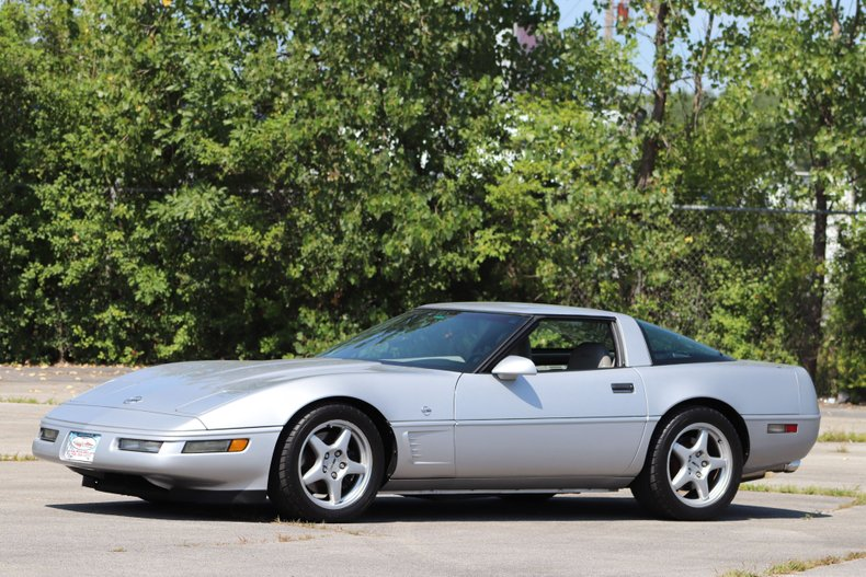 1996 chevrolet corvette collector edition