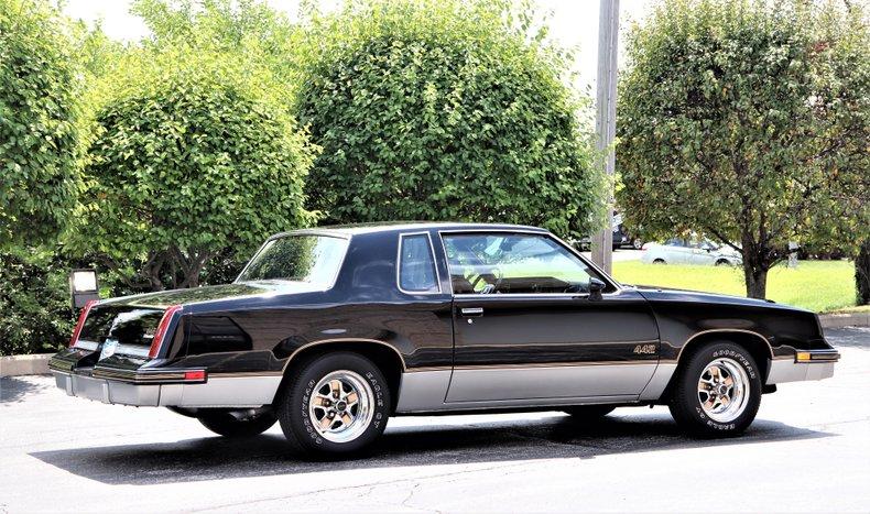 1985 oldsmobile 442