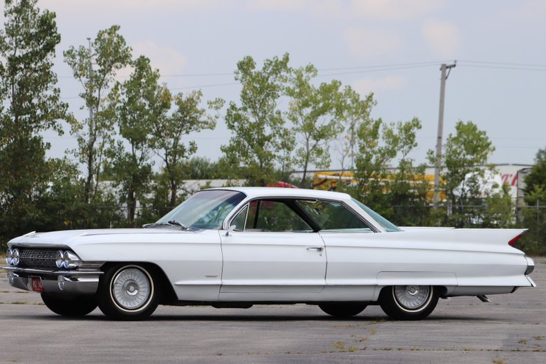 1961 Cadillac Coupe Deville For Sale