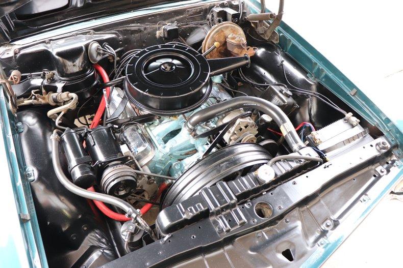 1967 pontiac lemans convertible