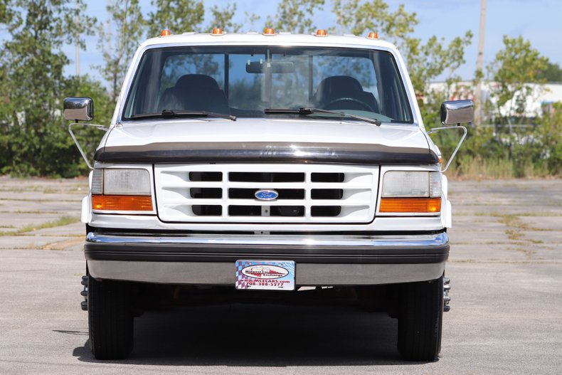 1995 ford f350 xlt dually