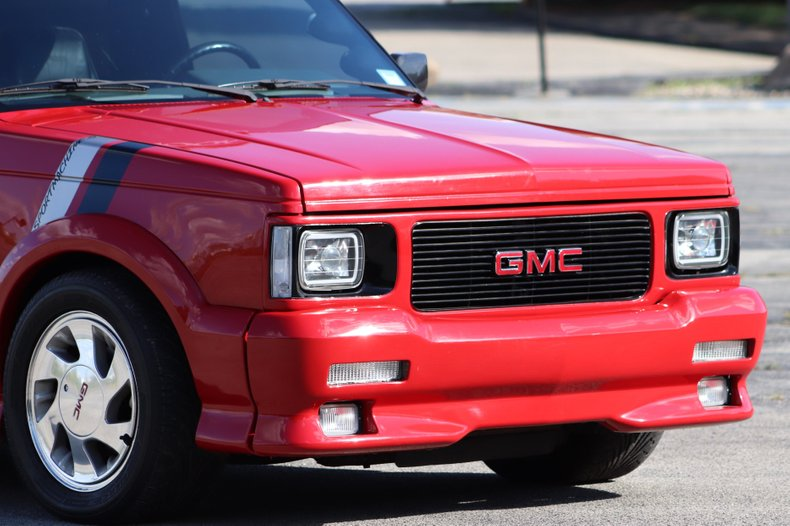 1992 gmc typhoon