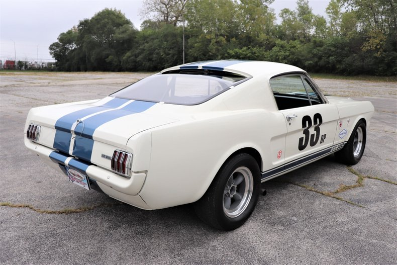 1966 ford mustang gt k code