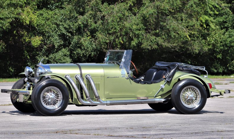 1967 Excalibur Roadster