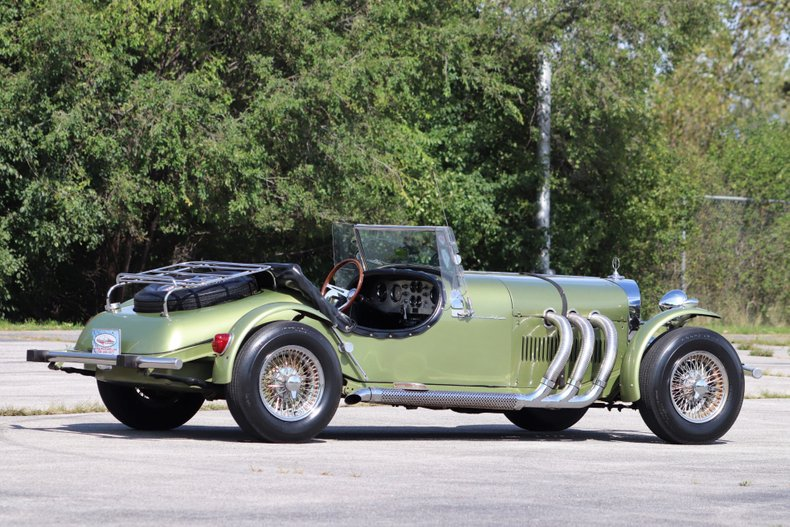 1967 excalibur roadster series i ssk