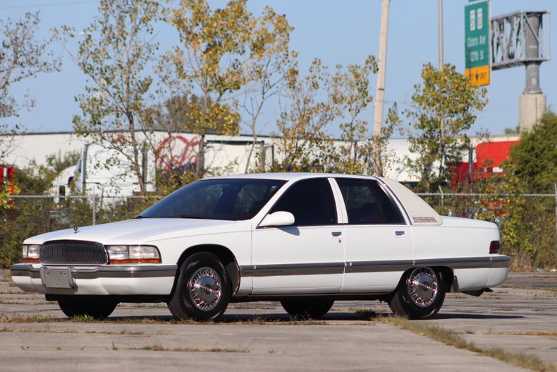1996 Buick Roadmaster For Sale