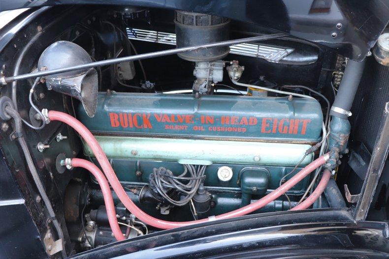 1936 buick 41 trunkback sedan