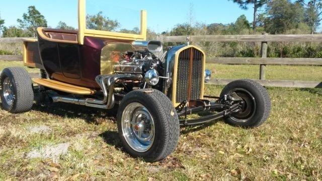 1923 ford hi boy
