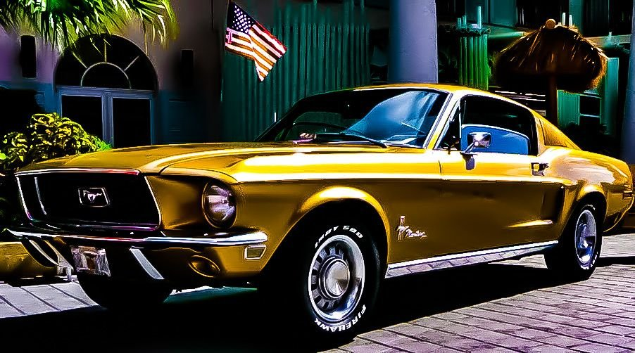 1968 ford 2 2 mustang