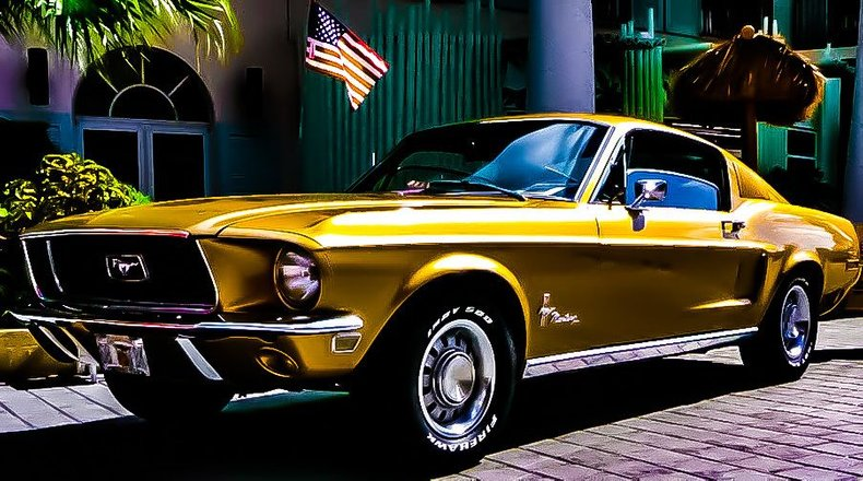 1968 Ford 2+2 Mustang