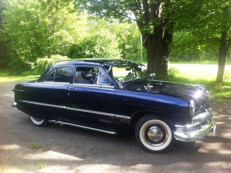 1950 Mercury Meteor