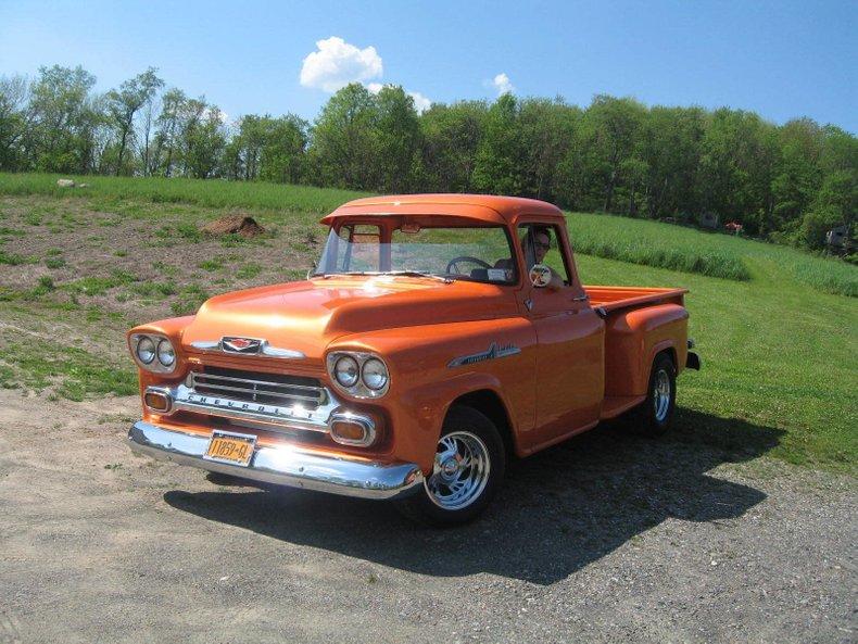 1958 Chevrolet 3200