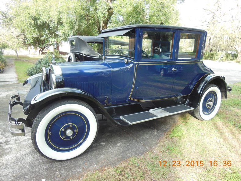 1924 Dodge Brothers Business Coupe