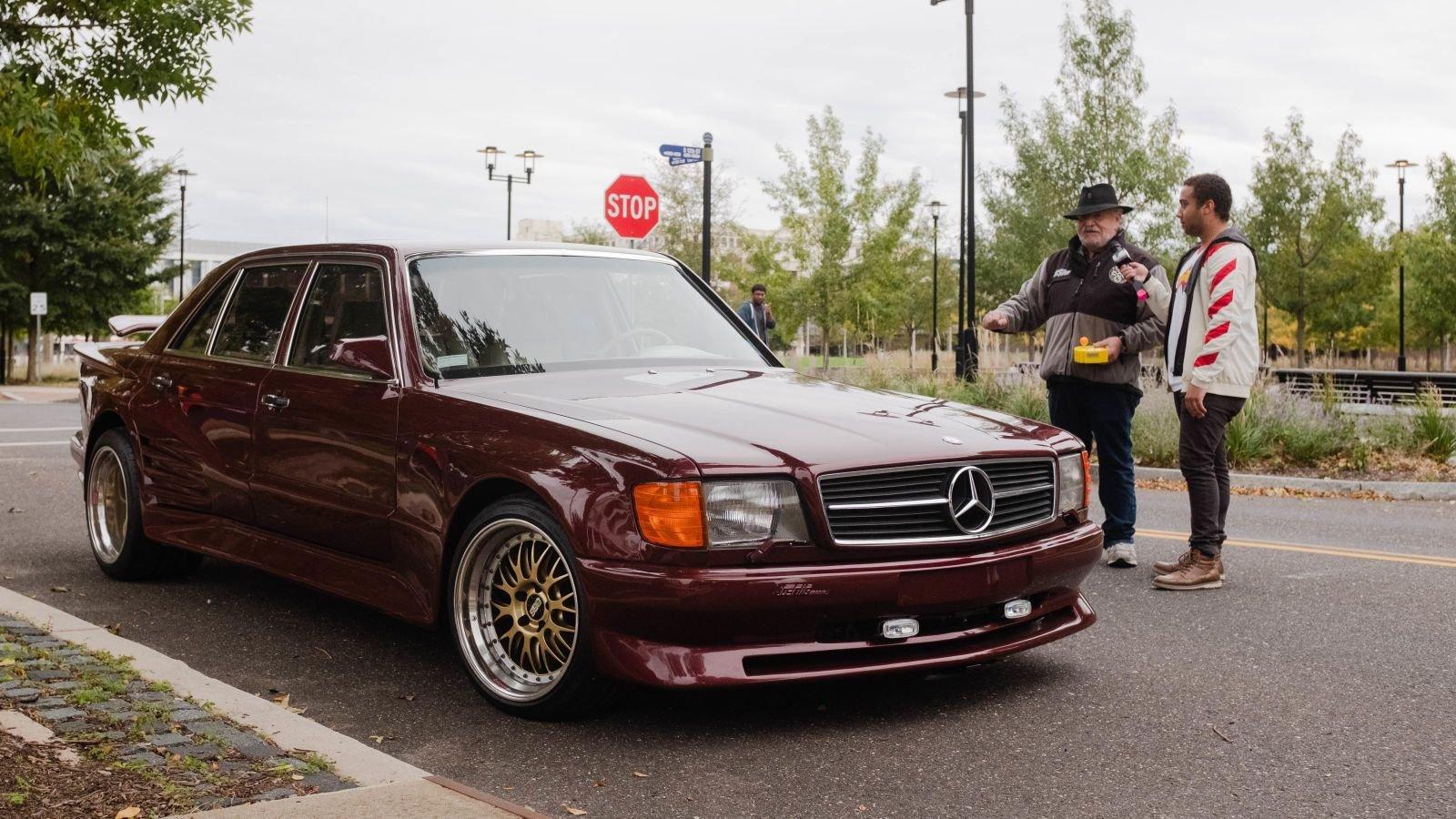 1987 mercedes benz 560