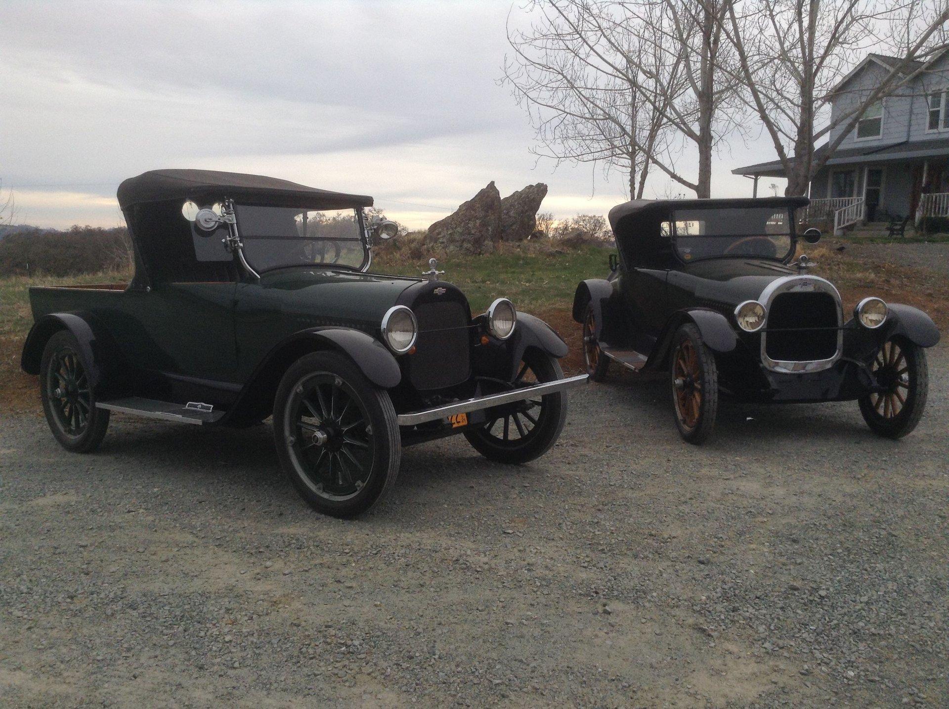 1921 chevrolet 1 2 ton pickup