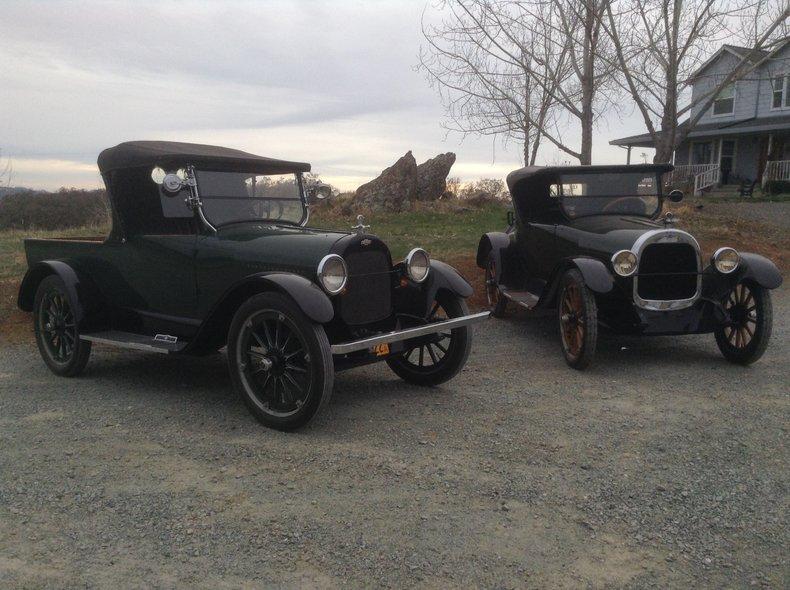 1921 Chevrolet 1/2-Ton Pickup