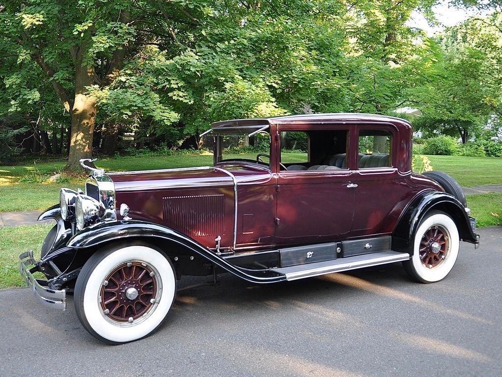 1929 cadillac 341 b
