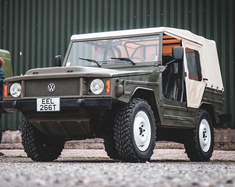 1979 Volkswagen Kubelwagen