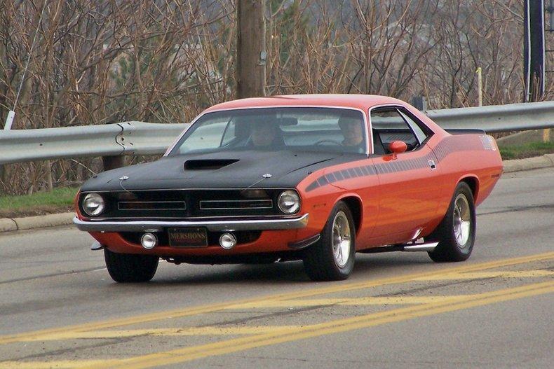 1970 Plymouth AAR