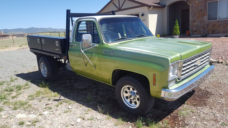 1975 Chevrolet C20
