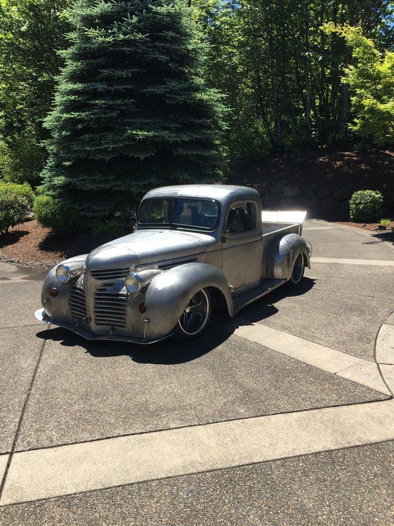 1941 Dodge WD21