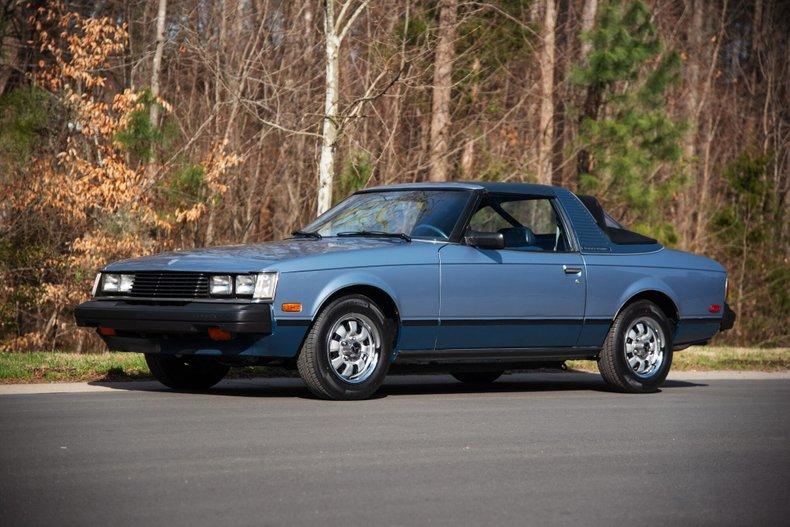 1981 Toyota Sunchaser