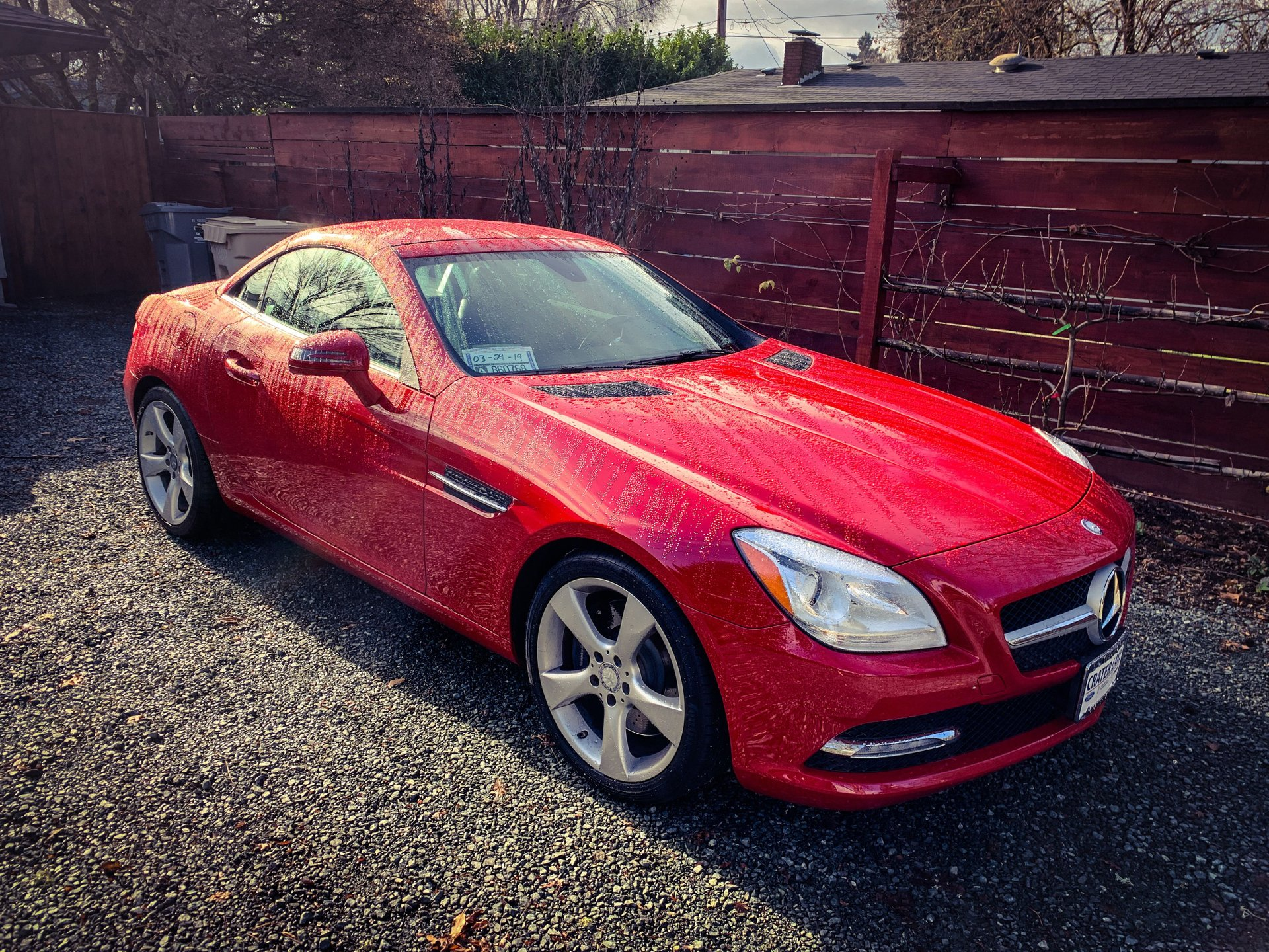 2012 mercedes benz 350sl