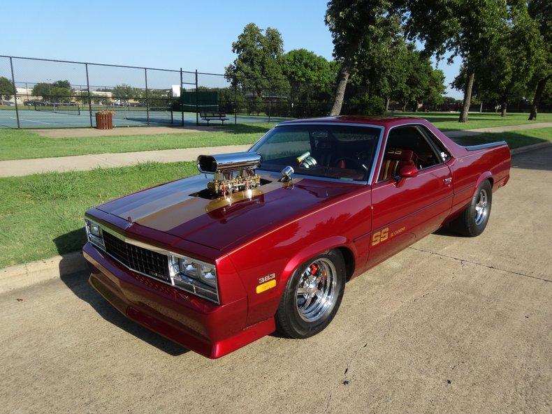 1984 Chevrolet El Camino