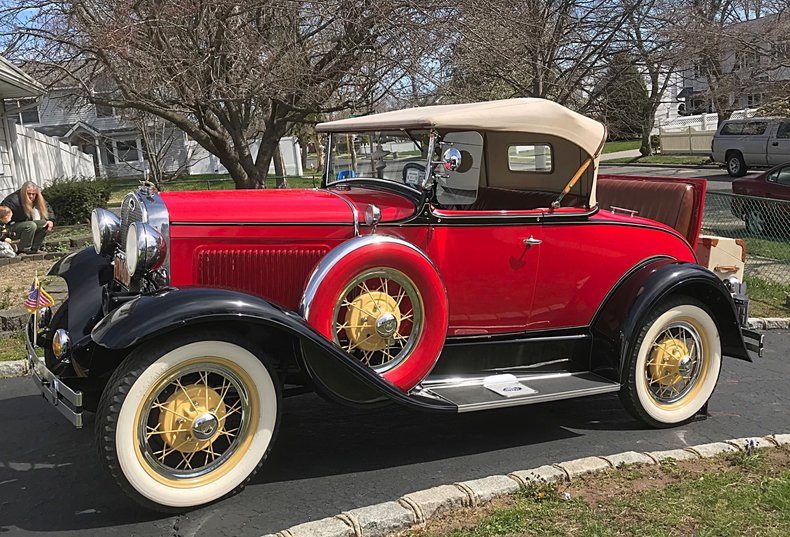 1930 Ford 01A