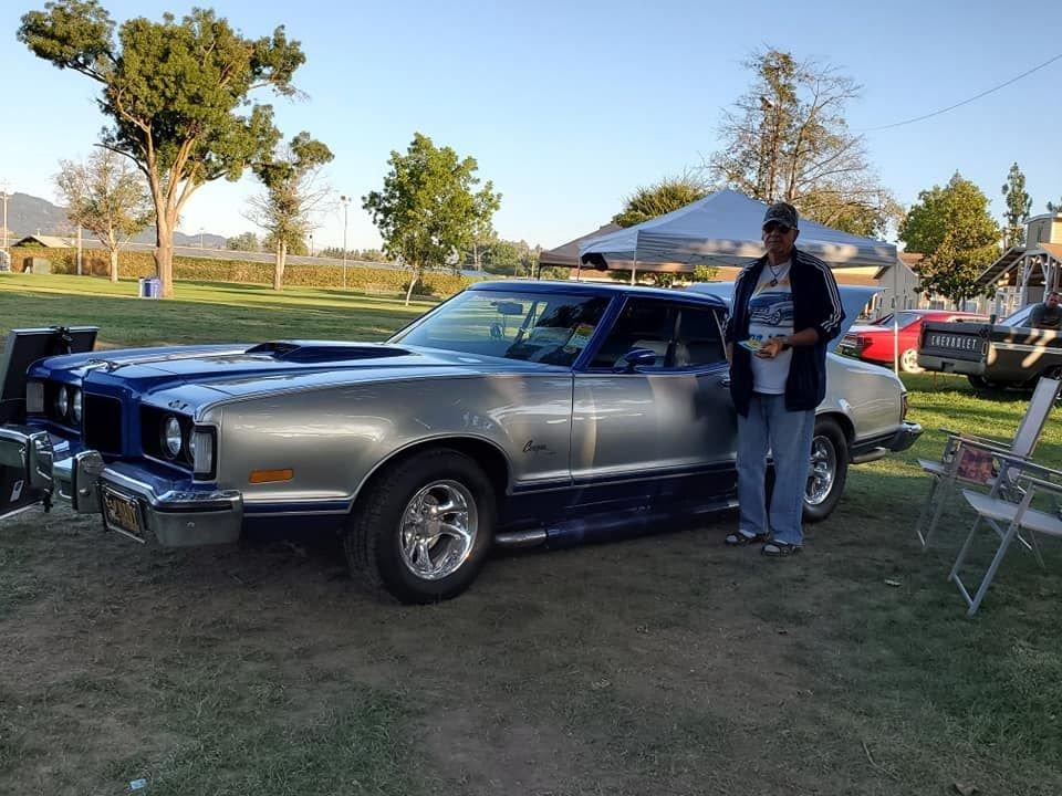 1974 mercury cougar xr7