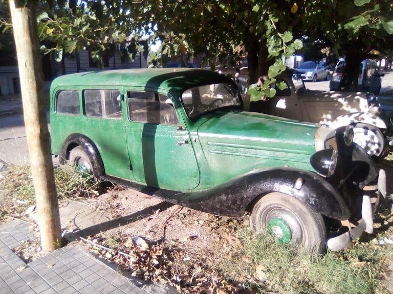 1953 mercedes benz 170d