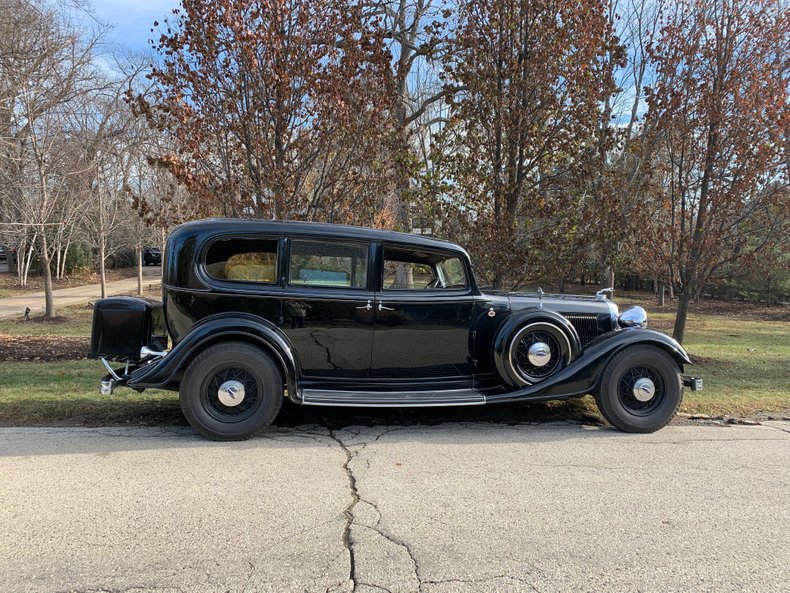 1933 Lincoln KB