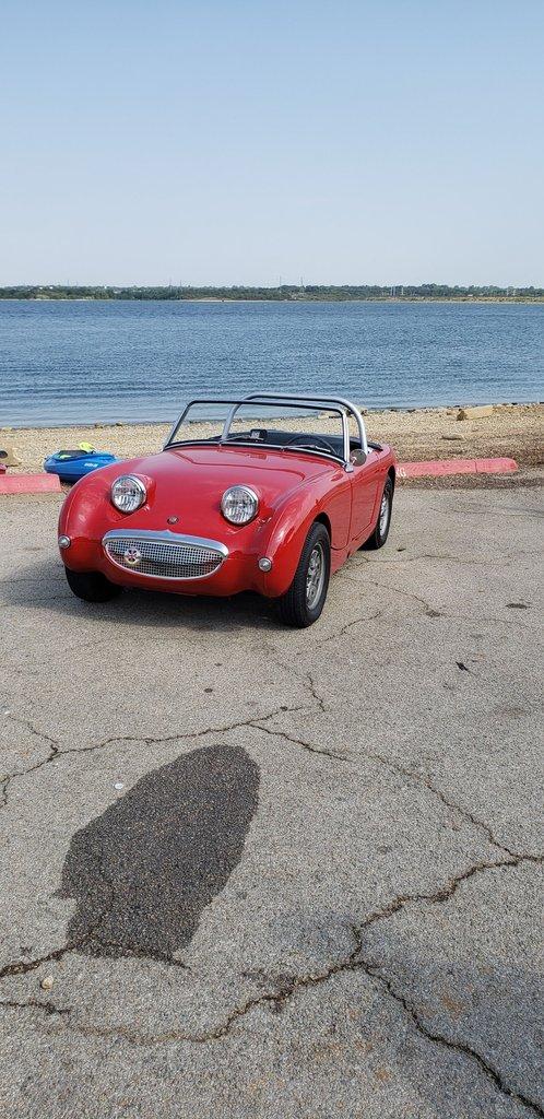1959 Austin-Healey Bugeye