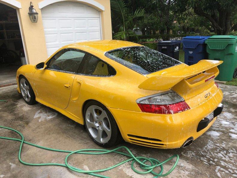 2002 Porsche 911GT2