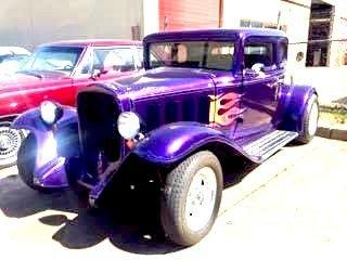 1932 Chevrolet Eagle