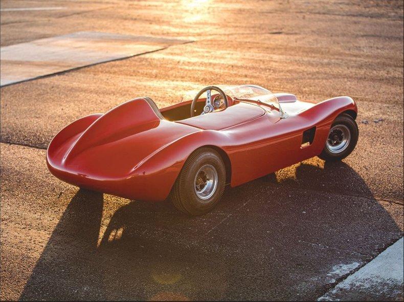 1956 Ferrari Testarossa