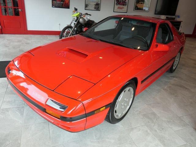 1987 Mazda Rx 7 Memory Lane Automotive
