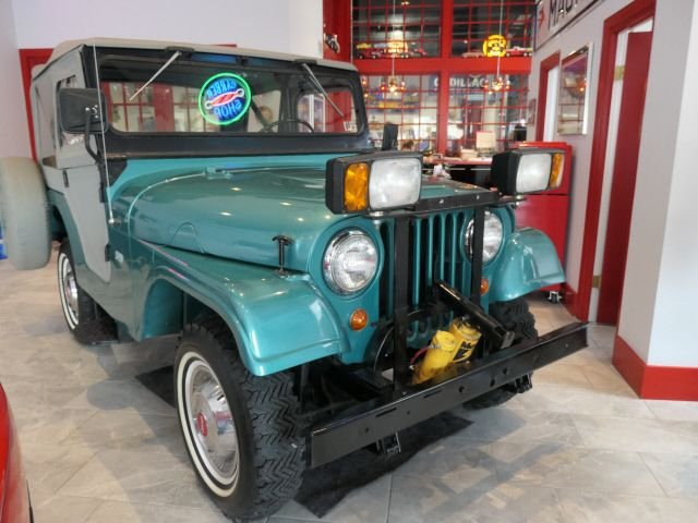 1965 Jeep C J