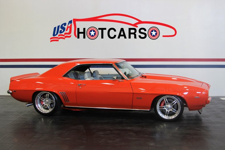 1969 Chevrolet Camaro | Classic,Trucks,Vintage,Old Cars,Muscle Cars