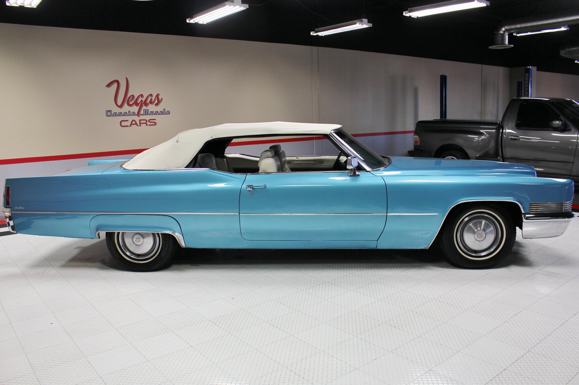 1970 Cadillac DeVille Convertible | Classic Cars & Muscle