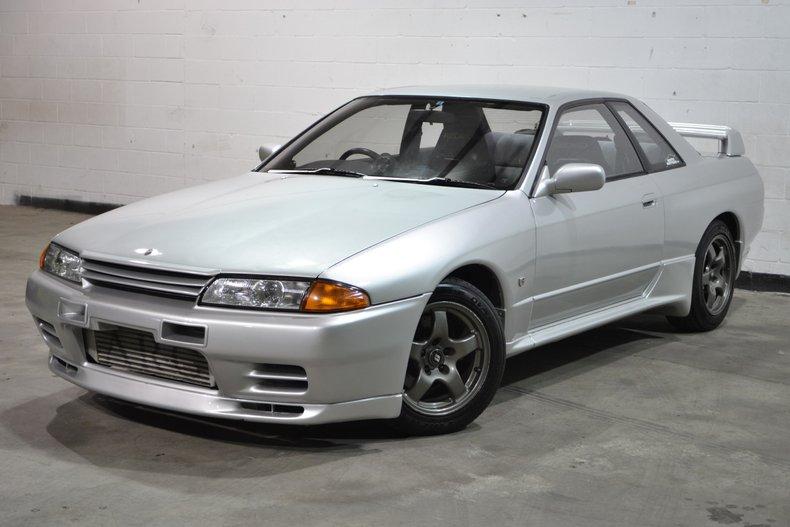 1991 Nissan Skyline GTR