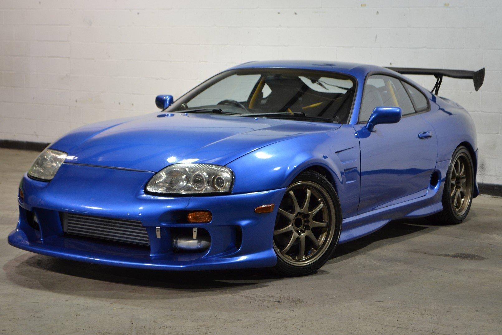1993 toyota supra turbo 6 speed