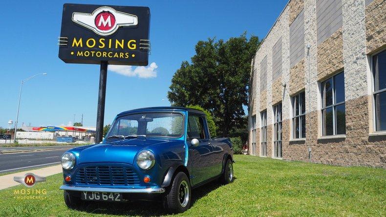 1962 Austin Mini