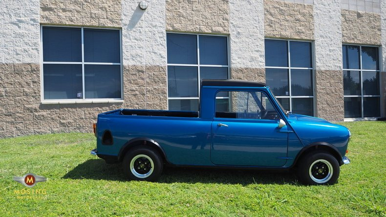1962 Austin Mini Pickup For Sale 2632 Motorious