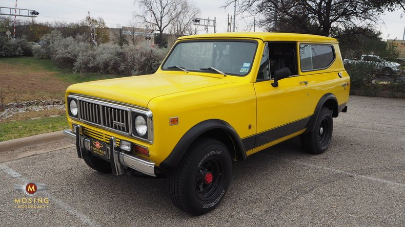 1975 International Scout II For Sale