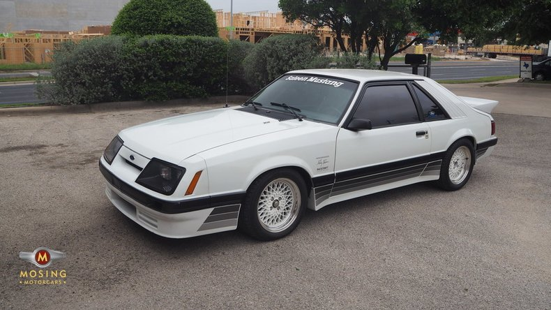 1986 Ford Saleen Mustang For Sale