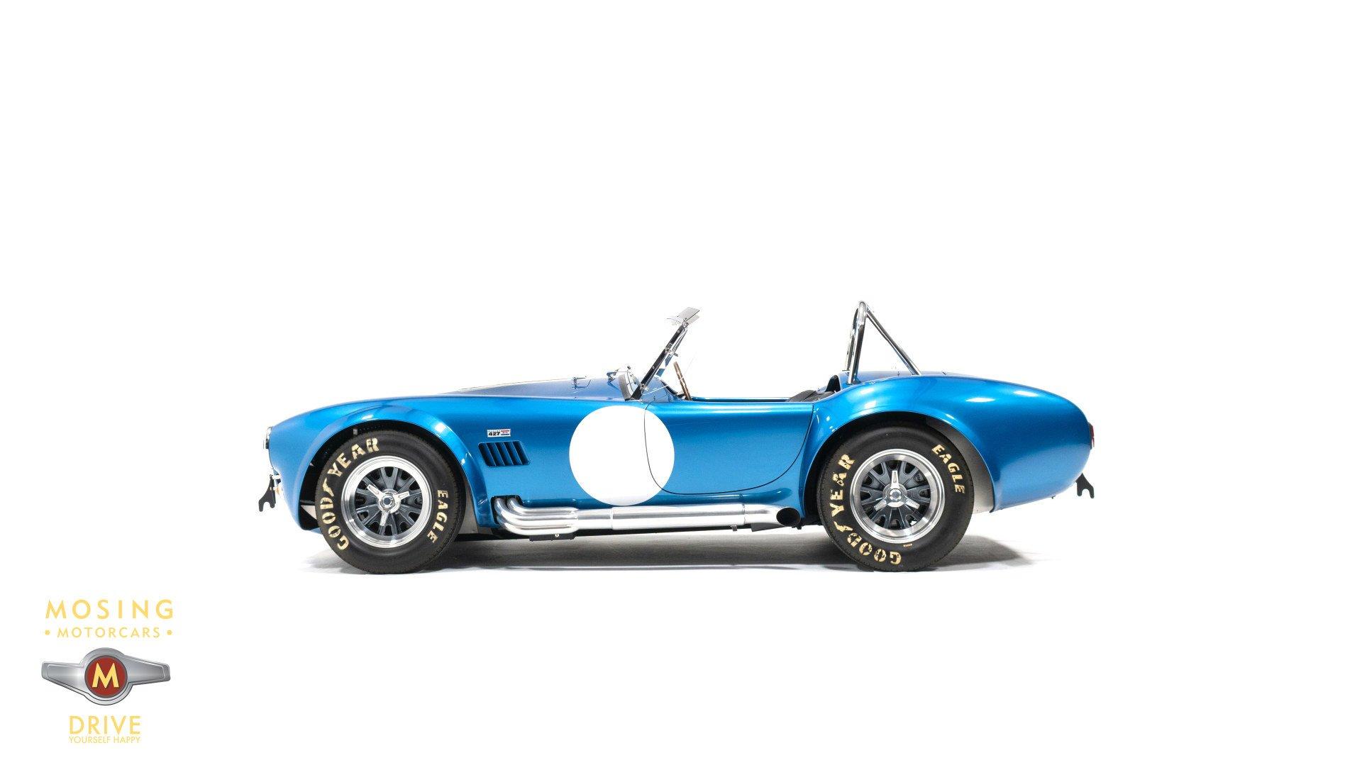 1965 shelby cobra 427 s c