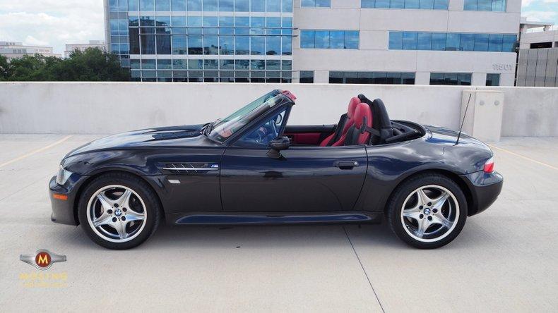 2001 BMW Z3 M Roadster S54