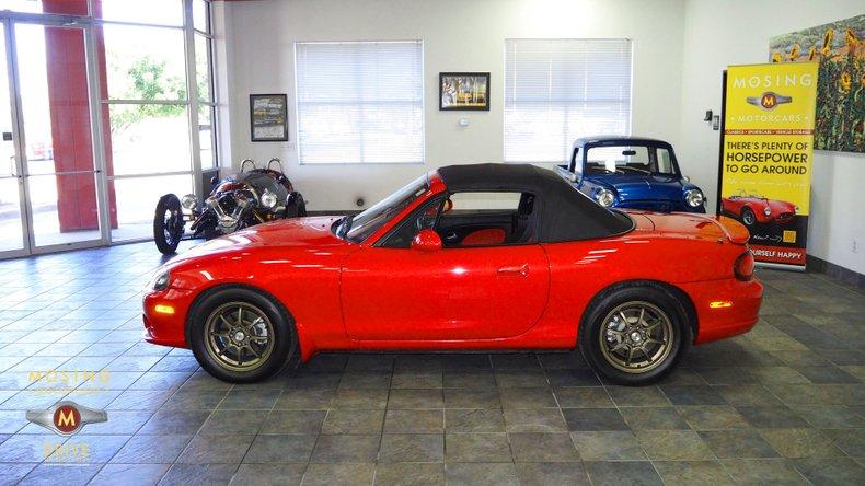 2004 Mazda MazdaSpeed Miata For Sale